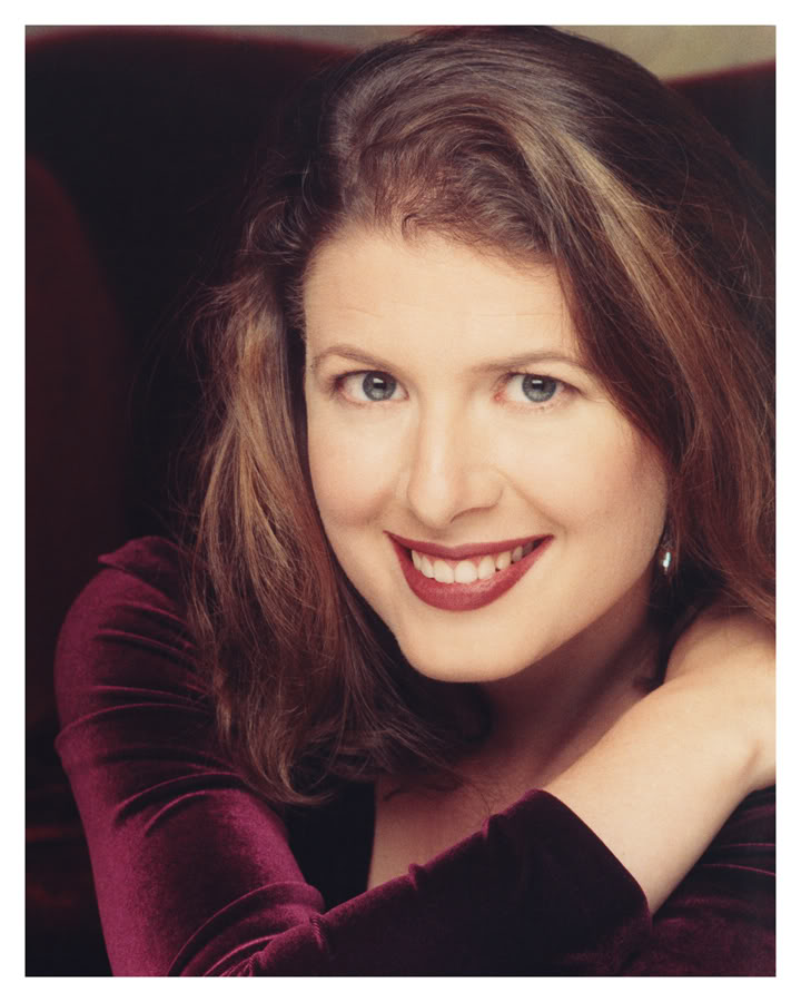 "Meredith Hall, soprano, will appear in Apollo's Fire ""Messiah."" Photo from www.grandphilchoir.com"