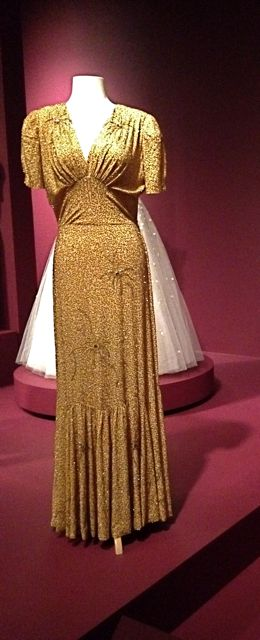 """Evening Gown,"" Charles Armour circa 1940."
