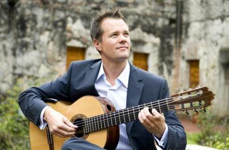 Guitarist Colin McAllister.