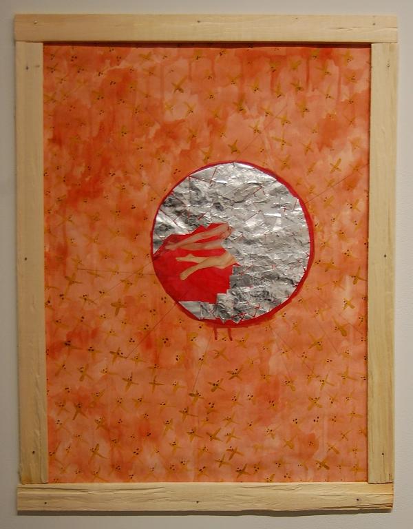 """Tamsen Wojtanowski, """"Desert Tent."""""""