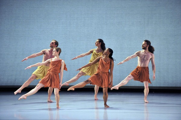 """Socrates,"" Mark Morris Dance Group. Photo by Gene Schiavone"