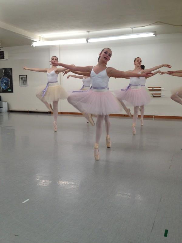 """Joplin Jamboree,"" Cuyahoga Valley Youth Ballet. Photo by Roger Durbin"