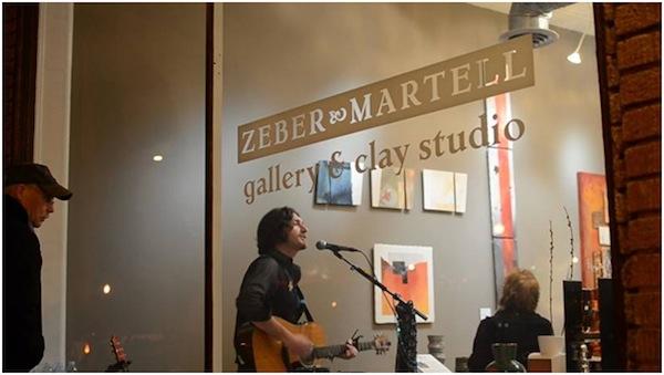 Zeber Martel Zach Arti Gras