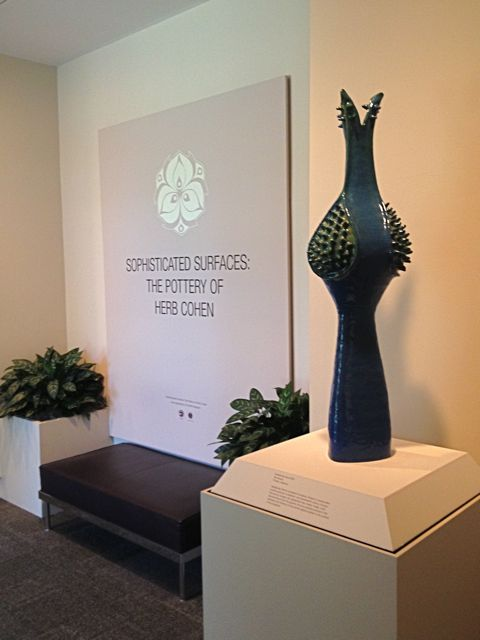 """Sophisticated Surfaces"" Exhibition."
