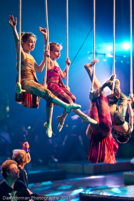Circus Juventas. Photo courtesy of Dan Norman Photography.