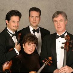 The Bergonzi String Quartet.