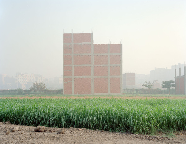 "Noah Addis, ""Construction on Farmland; Maryouteya, Cairo."""