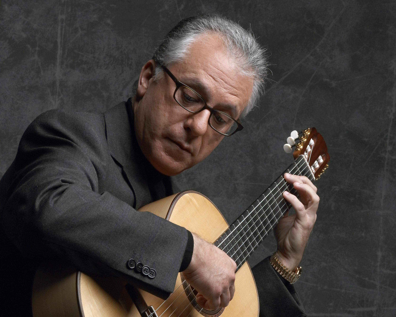 Pepe Romero.