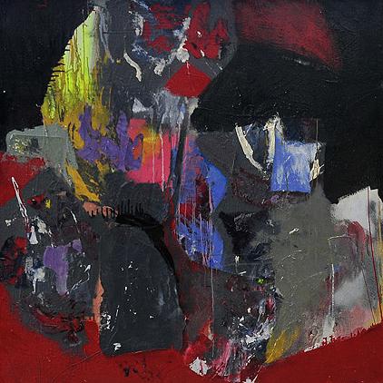 "Nicole Koenitzer, ""Abstract Series 14."""