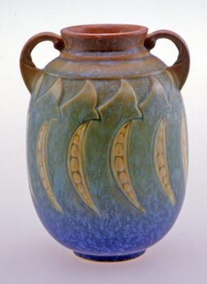 American vase, 1933, in the Wolfsonian Collection