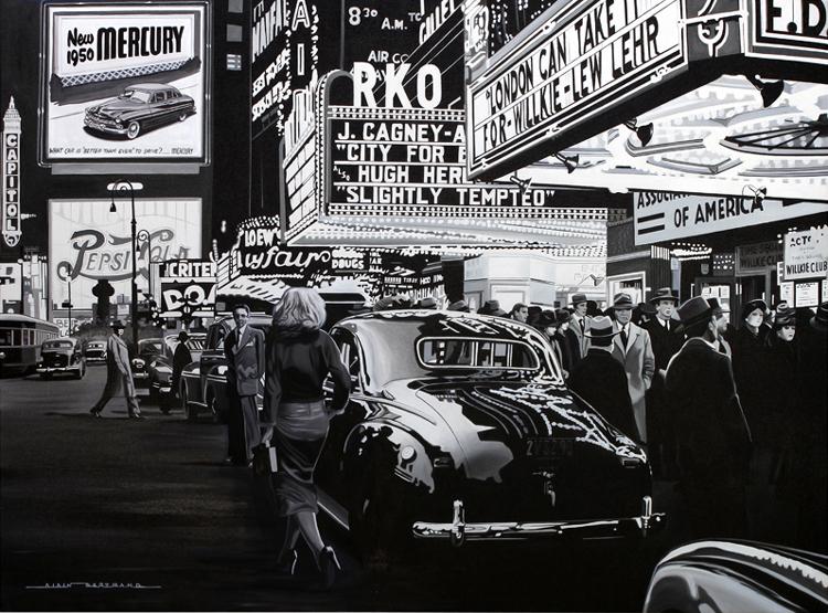"Alain Bertrand ""RKO Cinema"""